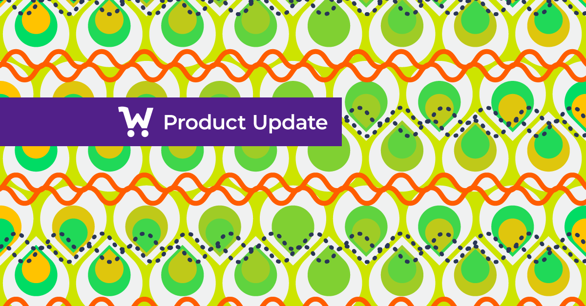 Product Update #17 featured image