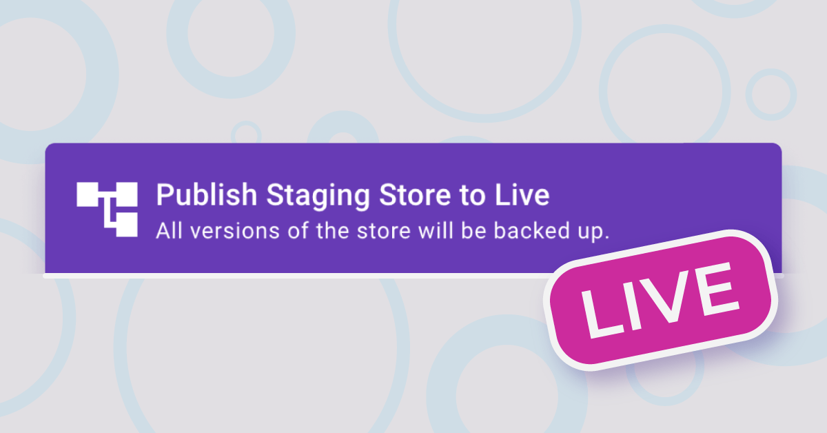 A gamechanger for staging WooCommerce stores: WooCart Lossless Staging featured image