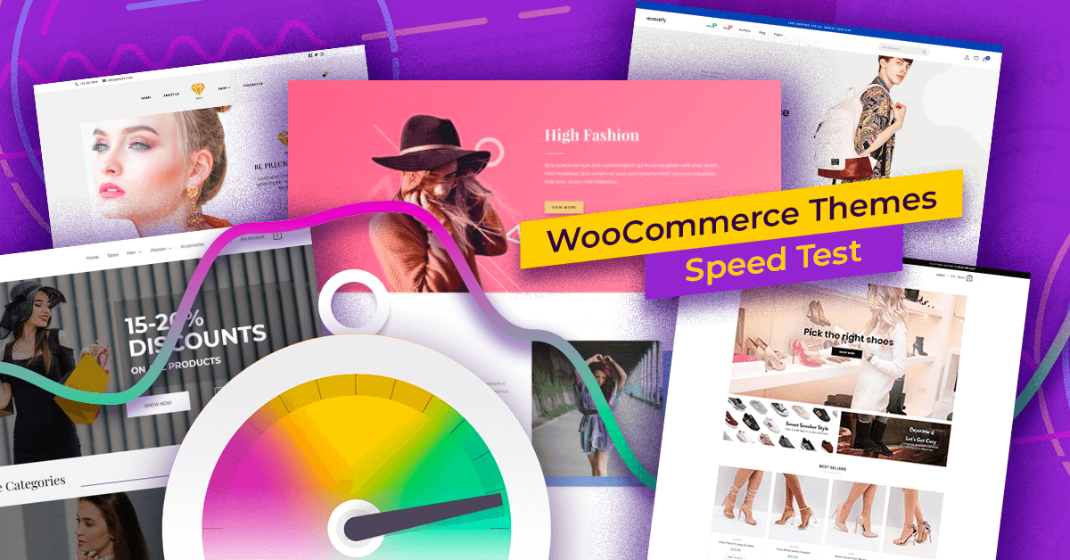 The fastest WooCommerce theme (speed test) featured image